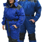 Stay warm during cold winter temperatures with these quality North 49 snowmobile suits.