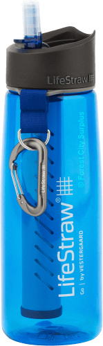 Lifestraw Water Bottle