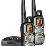 emergency communication uniden GMRS radios