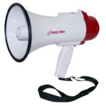 Emergency Communications Megaphone